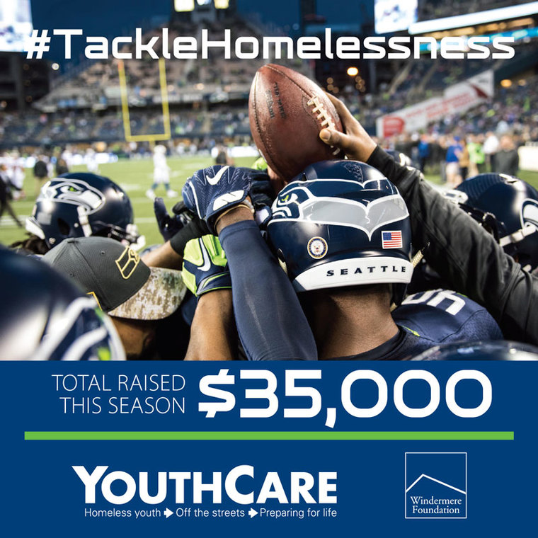 Windermere Donates $35,000 To Help #TackleHomelessness